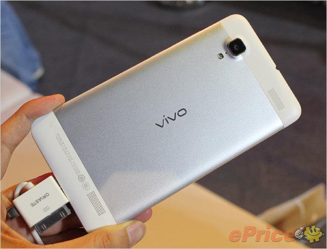 現場實測:vivo Xplay 5.7 吋音樂 Android 手機發表